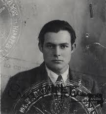 Ernest Hemmingway