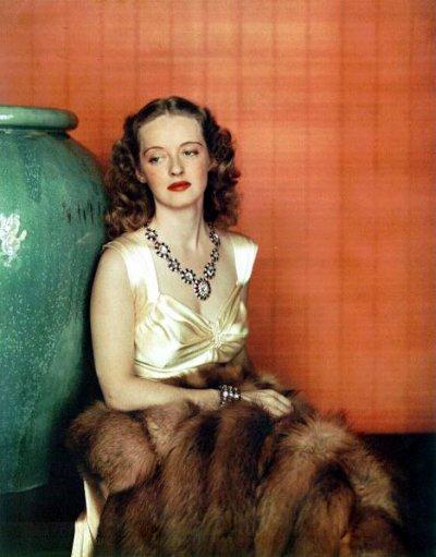 Bette Davis filmographie