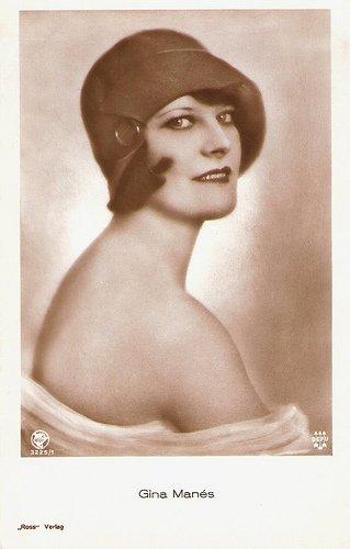 Gina Manes