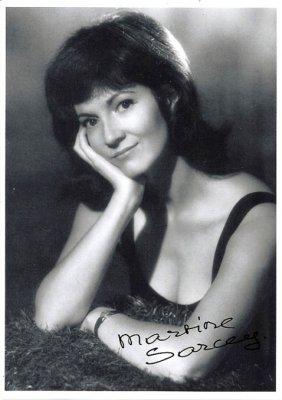 Martine Sarcey