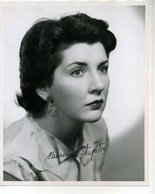 Maureen Stapelton