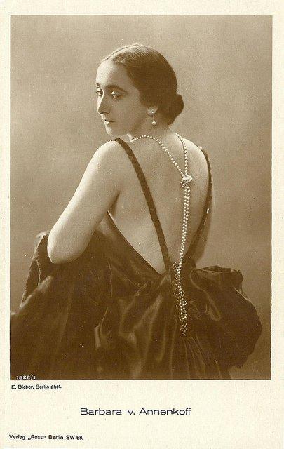 Barbara Von Annekoff