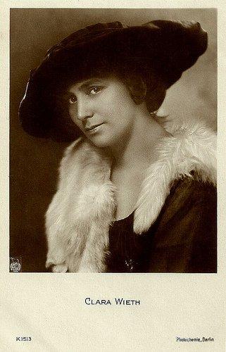Clara Pontoppidan Wieth