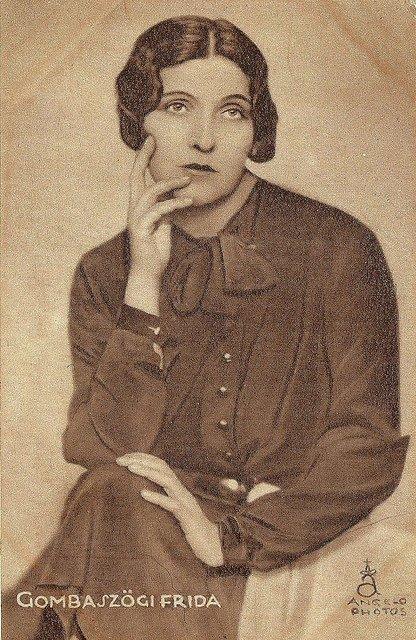 Frida Gombaszögi