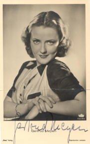 Gertrude Meyen