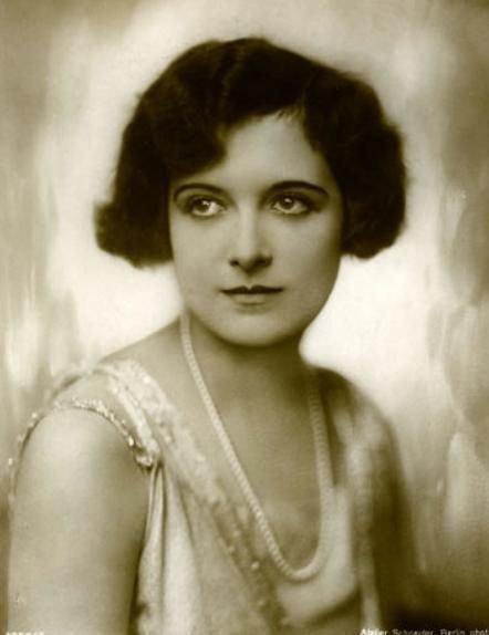 Lilian Hall-Davis