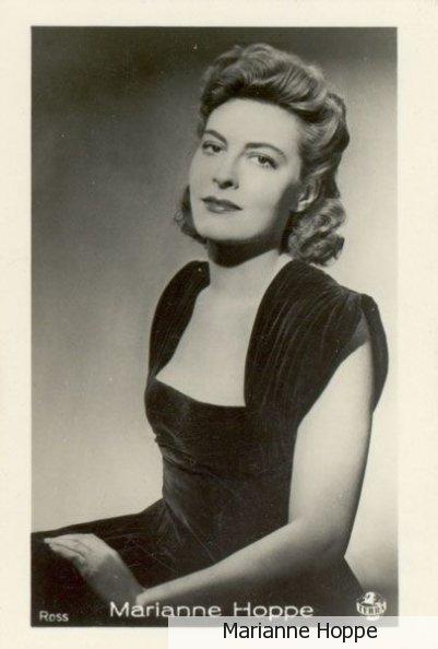 Marianne Hope