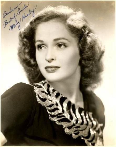 Mary Healy