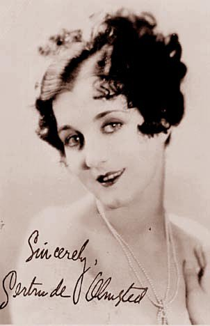 Gertrude Olmstread