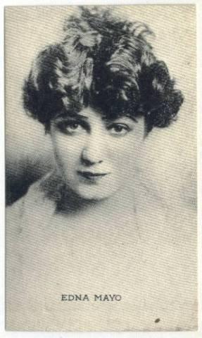 Edna Mayo