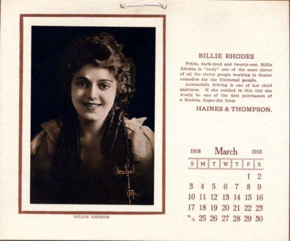 Billie Rhodes