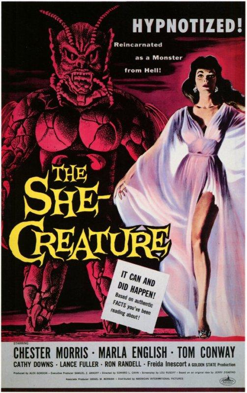 Histoires des films d'horreur et de science-fiction