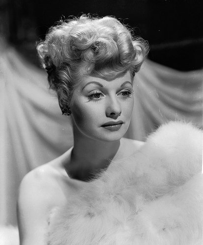 Lucille Ball filmographie