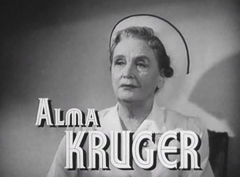 Alma Kruger
