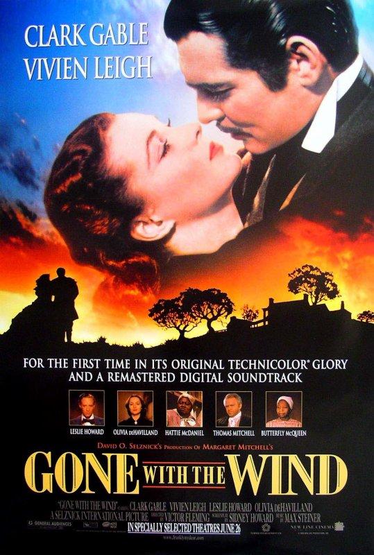 Figurantes du film «Autant en emporte le vent» (1939)