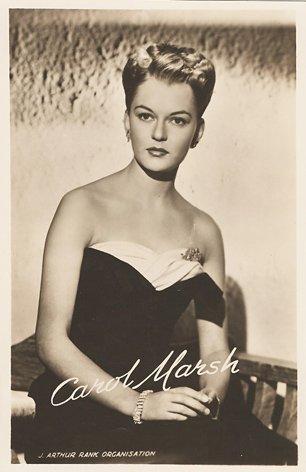 Carol Marsh