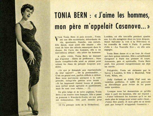 Tonia Berne