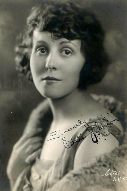 Edith Johnson
