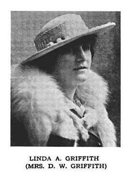 Linda Arvidson