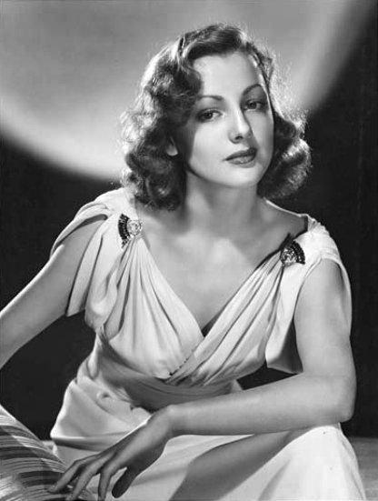 Taina Elg v.s. Greta Garbo