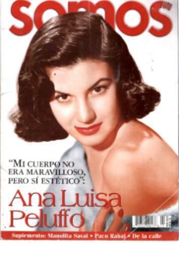 Ana Luisa Peluffo