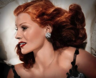 Rita Hayworth v.s Veronica Lake