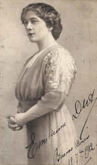 Émilienne Dux