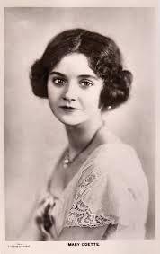 Odette Goimbault  (Mary Odette)