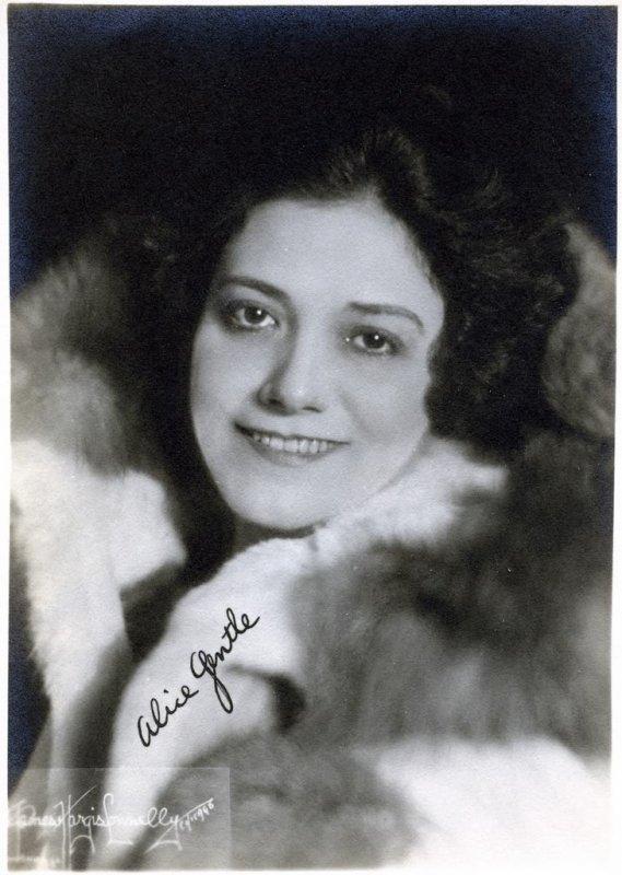 Alice Gentle
