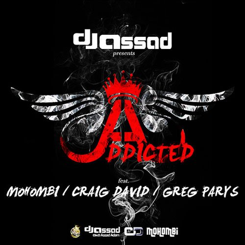 DJ Assad feat. Mohombi & Craig David & Greg Parys /  Addicted (2012)