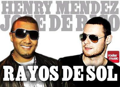 Jose De Rico & Henry Mendez / Rayos De Sol (2012)
