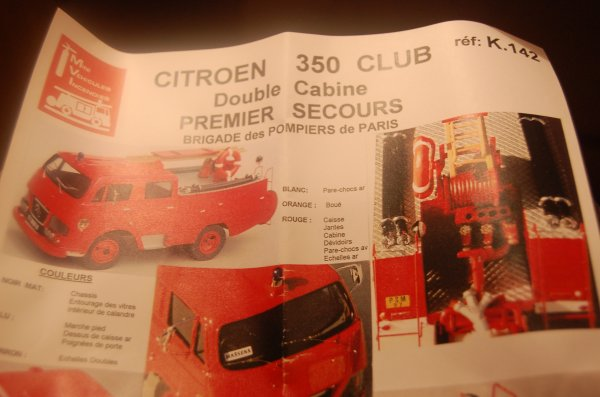 Kit MVI citroen 350