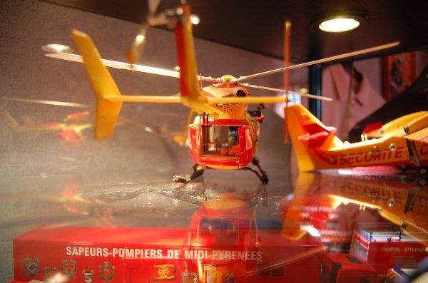 Maquette EC 145