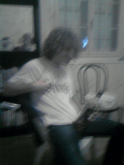 mon annive de mes 18 ans :)