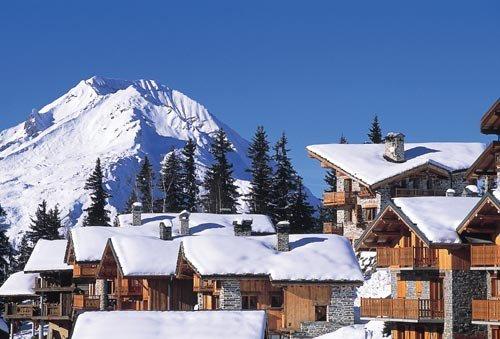 Mis vacaciones de esquí