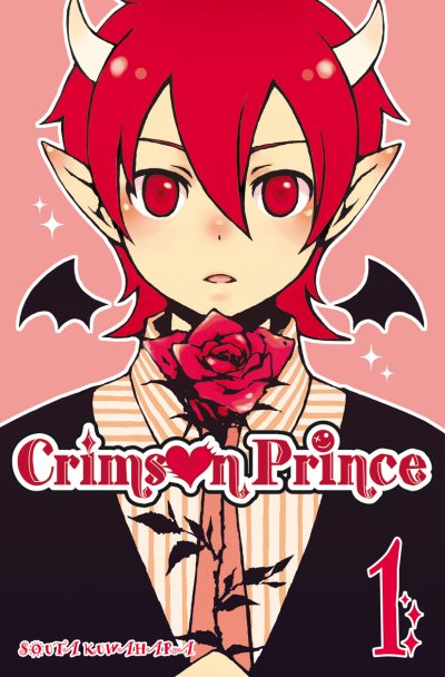 Crimson Prince • Volume 1
