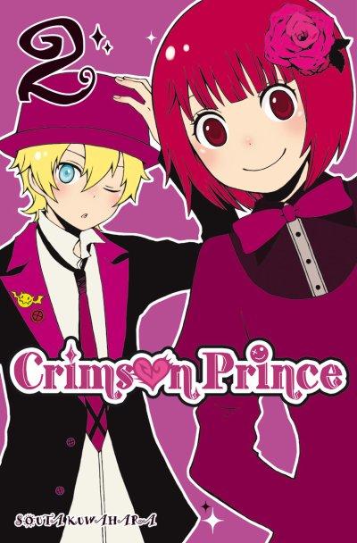 Crimson Prince • Volume 2
