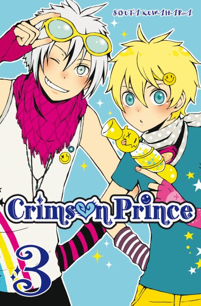 Crimson Prince • Volume 3