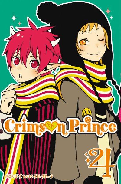 Crimson Prince • Volume 4