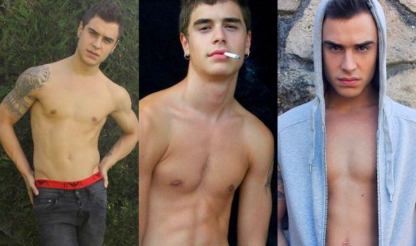 Adrian Rodriguez ! Surement le gay le plus minou ;)