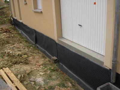 drainage p riph rique 2 et 3 ao t nous et notre maison mikit. Black Bedroom Furniture Sets. Home Design Ideas