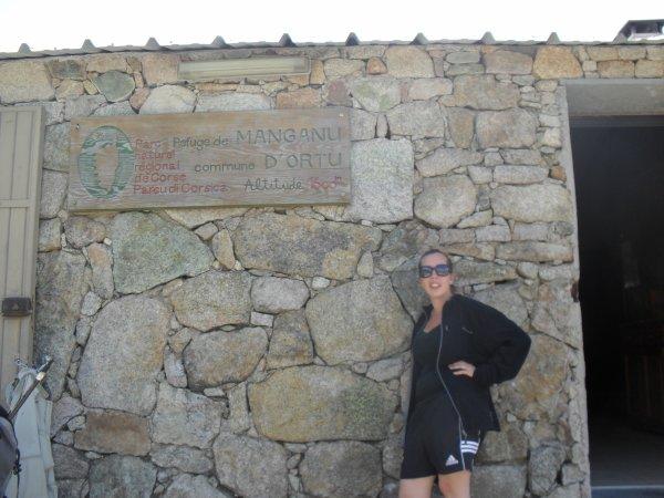 Le refuge de Manganu est un des nombreux refuges qui jalonnent le GR 20.