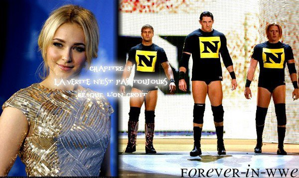 Chapitre 37/ Forever-in-WWE
