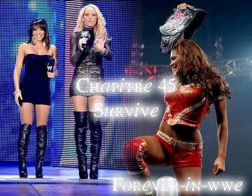 Chapitre 45/ Forever-in-WWE