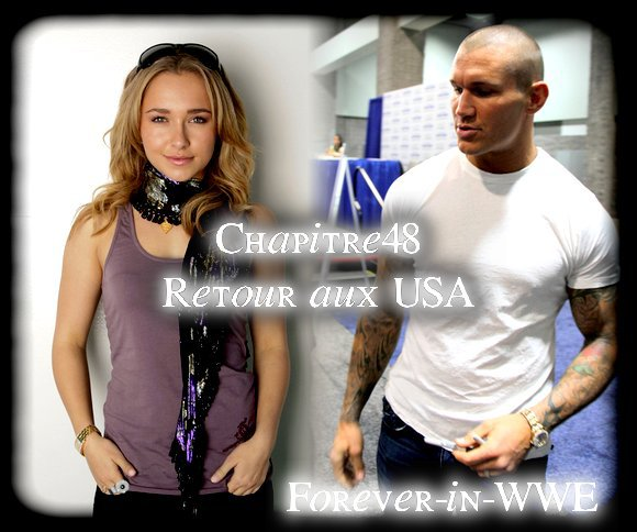 Chapitre 48/ Forever-in-WWE