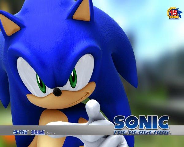 Il faut sauver Sonic