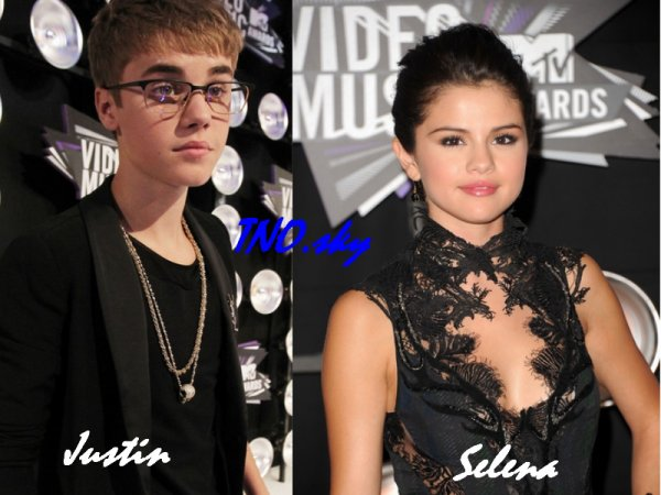 Mtv : Videos Music Awards 2011, le 28 aout, Justin & Selena