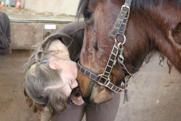Tango Planete , Double poney arrivé dans ma vie en septembre 2011