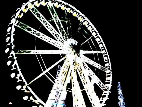 6) la grande roue