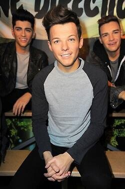 Les statuts des One Direction à Madame Tussaud's à Berlin